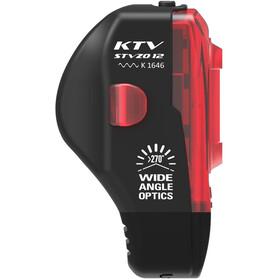 Lezyne KTV Pro Alert Rear Light black